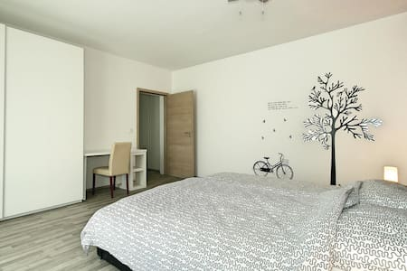 Holiday apartment with 1 bedroom on 54m² in Umag