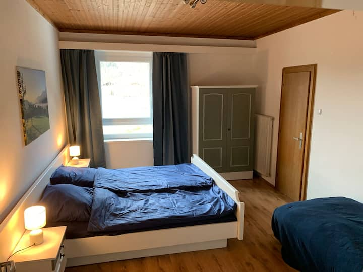 Bergbude nähe Faaker See  Double Bed room