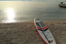 Stand up paddle for our guests