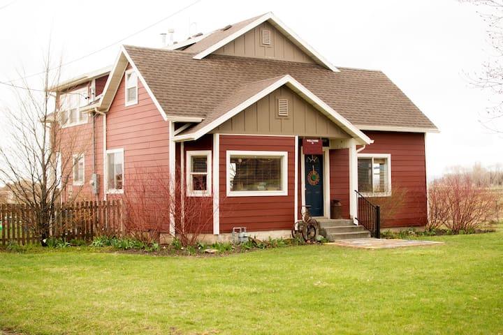 The Little Red Inn (Near Bear River City)