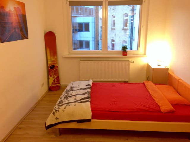 Nice room incl. bike next to Hbf - Mainz - Apto. en complejo residencial