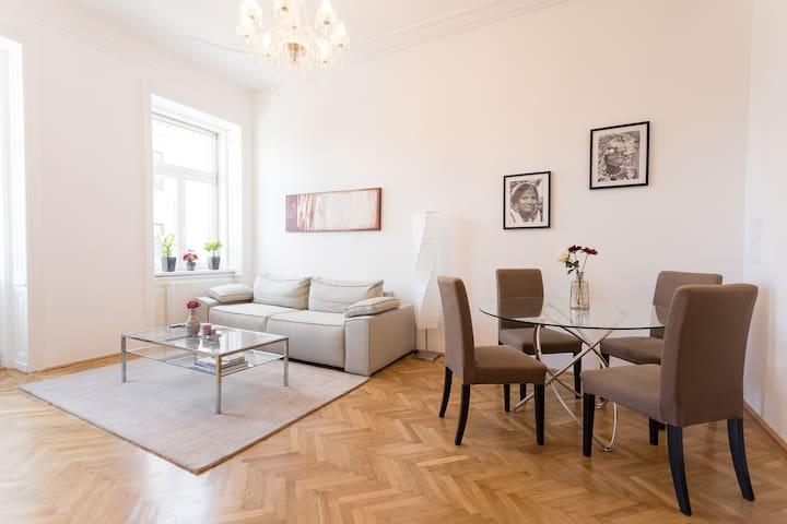 """Exclusive City Apartment """"Art Nouveau"""""""