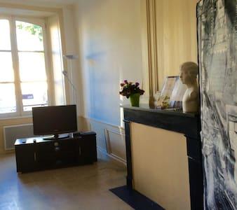 grand studio sur le port de vannes - Vannes - Lejlighed