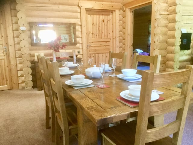Premier Log Cabins and Lodges