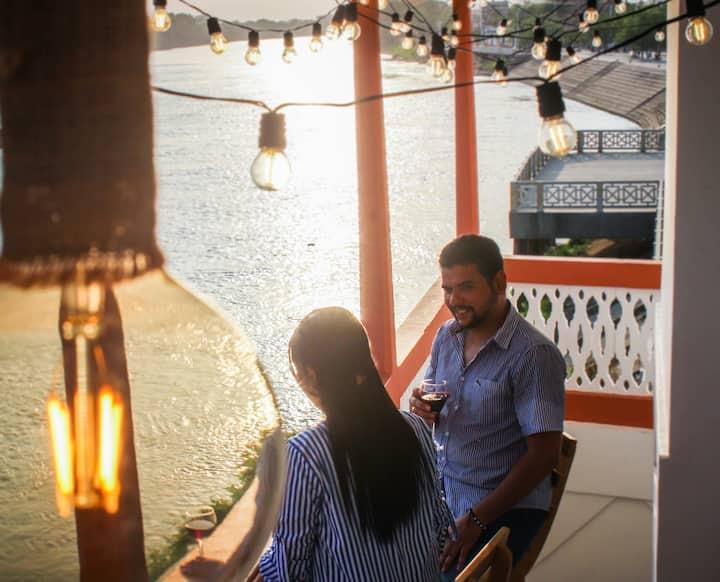 Balcones del Sinú paraíso a la orilla del río sinù