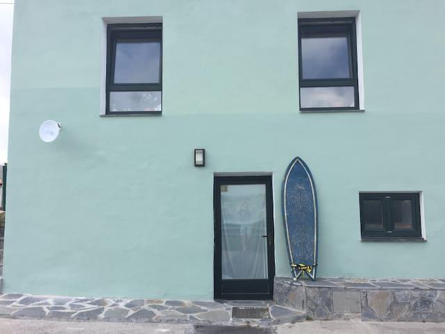 Habitacion privada en Casa con vistas en Suances