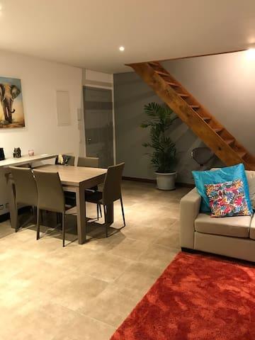 Appartement Meublé 3 chambres
