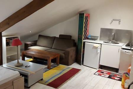 Logement avec entrée indépendante - 巴涅(Bagneux) - 公寓