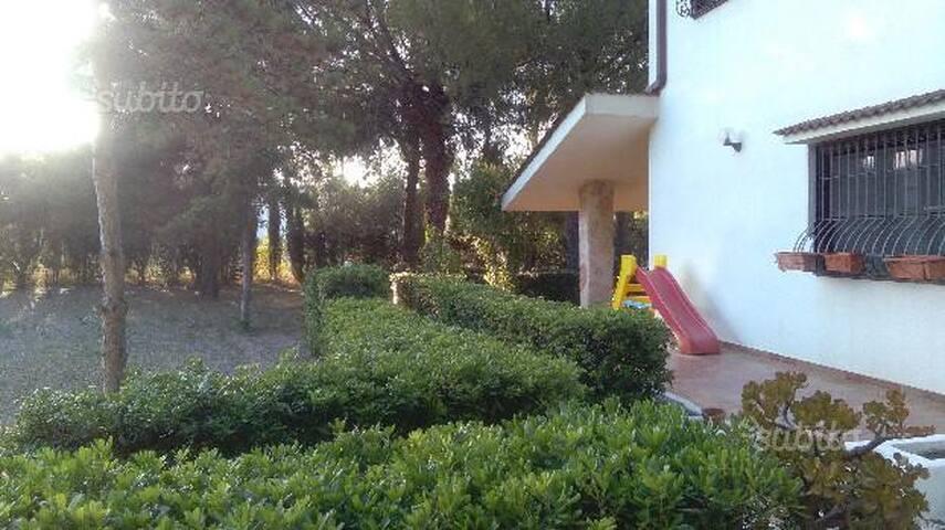 Splendido app. in villa   San Vito - Taranto - Villa