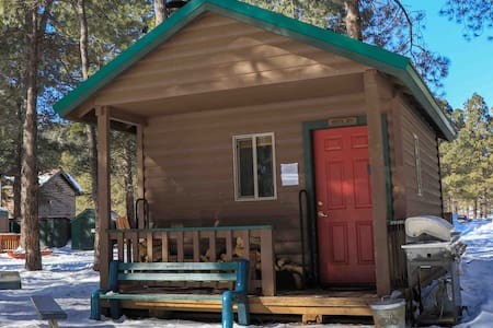 Pinyon Cabin in the Woods - Newly Renovated
