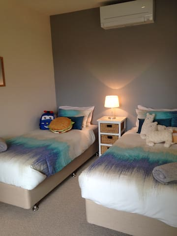 Bedroom 3- in child friendly set-up