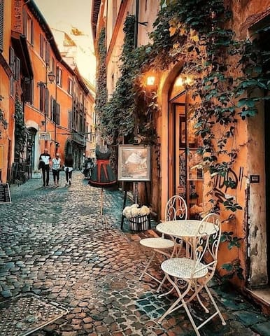 *Sweet Private Room in The Center of Rome*