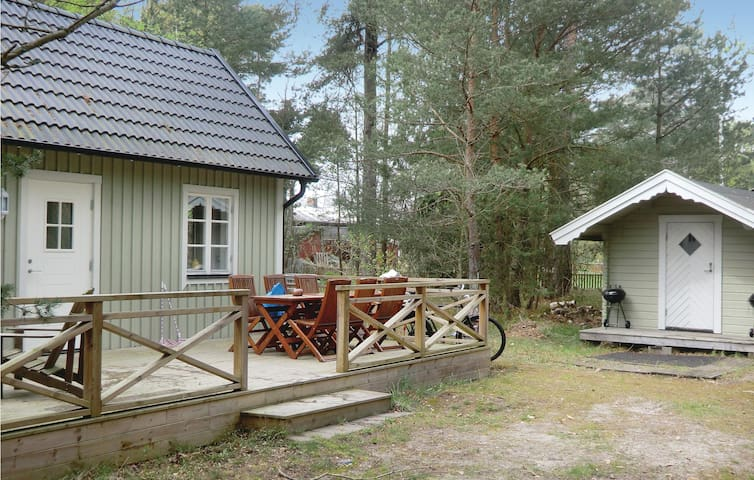 Holiday cottage with 1 bedroom on 42m² in Löttorp