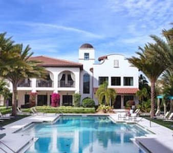 A Luxury Poolside Getaway - Boca Raton - Appartement