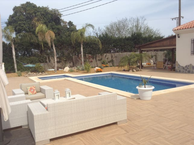 4 bedroom finca with private pool near Cartagena - Cartagena - Hus