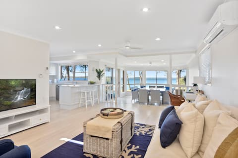 Spacious family getaway | St Georges Basin Waterfront Home - Adrift Retreat