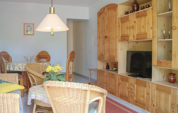 Holiday apartment with 1 bedroom on 38m² in Untergöhren