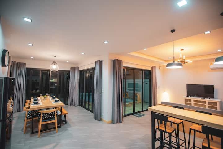 3Bedroom Aonang9villa1 private swimming pool