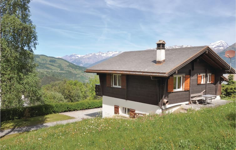 Holiday cottage with 3 bedrooms on 80m² in Bürchen
