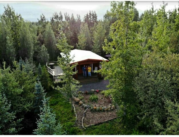 Bakkakot 1 - Cosy cabins in the wood