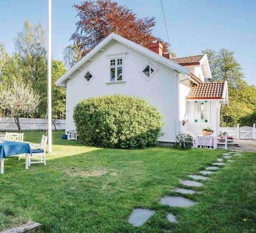 SOMMERIDYLL på Nøtterøy