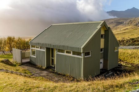 Gerdi Reynivellir - Bungalow 5-8 people 2x Twin, Sleeping loft for 2, sofabed & Kitchen