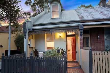 Gorgeous terrace in leafy Annandale - Annandale - Talo