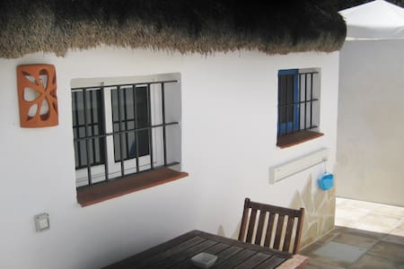 Bungalow with Patio - Los Caños de Meca - 小平房
