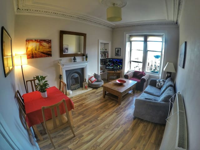 2Bedroom flat in the heart of the Westend - Glasgow - Appartement