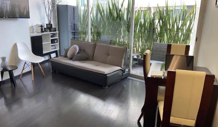 Modern apartment with all facilities you need