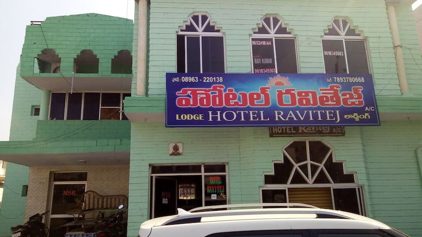 Hotel Ravitej