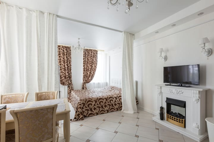 ♥♥♥ Lovely apartment , center, 5 min metro
