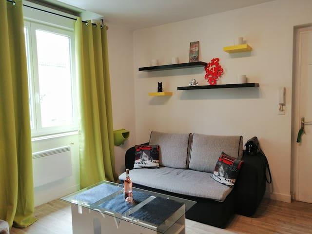 Appartement Tarbes centre