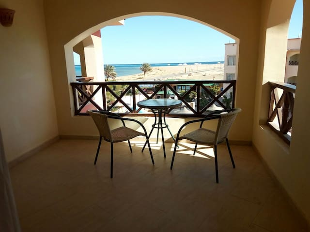 Hotelroom for kite surfing/diving/snorkeling ****