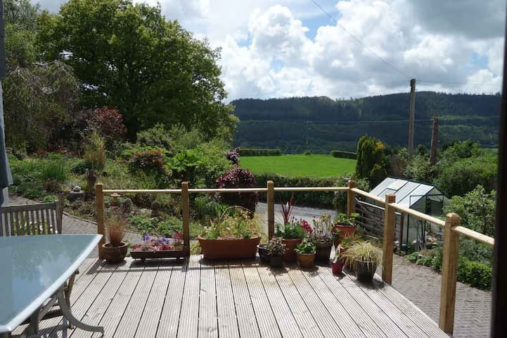 Peaceful studio, Ceredigion - Llanafan - Apartment