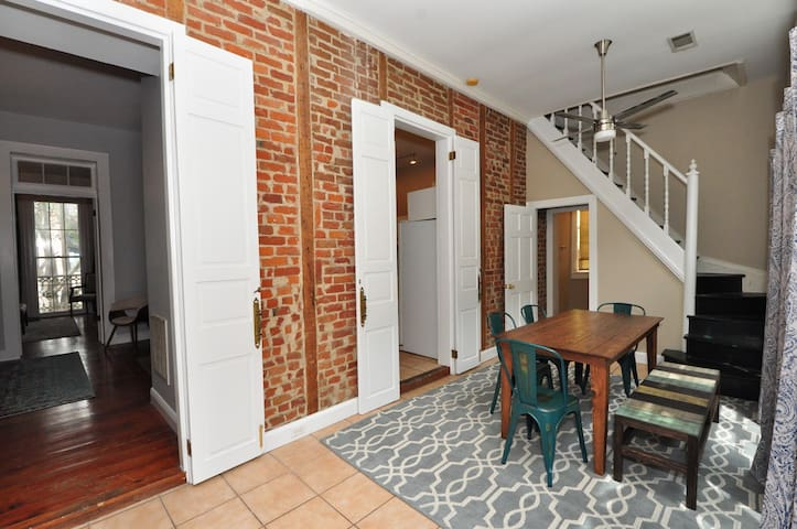 Open Creole Cottage: Steps to Frenchmen-FQ-Bywater - New Orleans - Apartemen