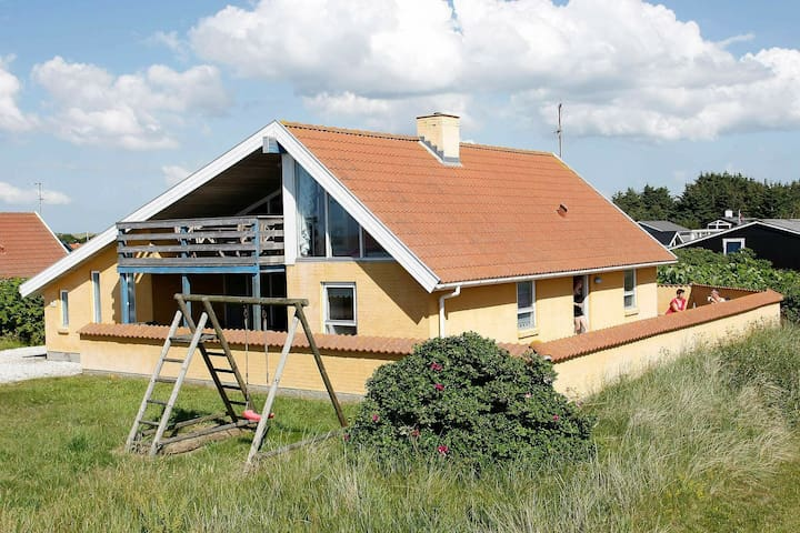 Seclusive Holiday Home in Thisted with Sauna