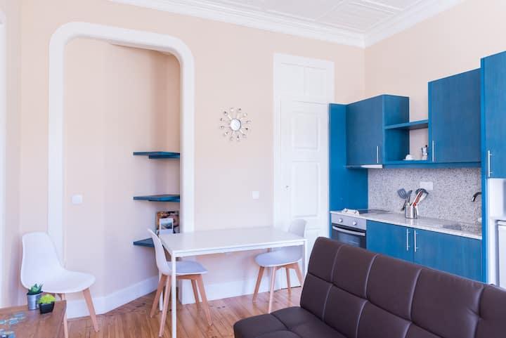 Bright new apartment @ historic center Coimbra