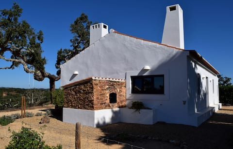 Luxury Alentejo farmhouse on Quinta da Sernadinha