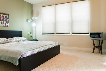 Comfy & Convenient Single Bedroom!! - Fremont - Dom