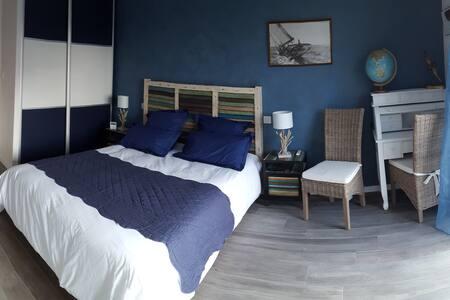 "Chambre d'Hotes "" La Vertabelle"" - Vertou - Bed & Breakfast"