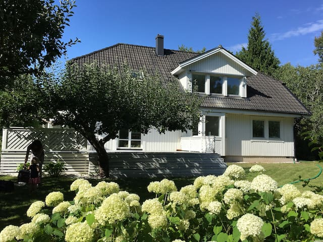 Summer paradise in Sjöberg, Sollentuna