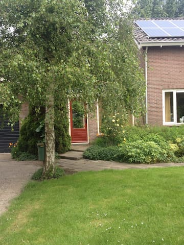 Cycle Waarland Airbnb North Holland - Waarland - Bed & Breakfast