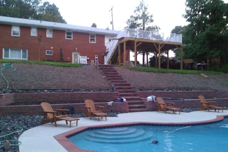 Cozy Room, Temple Hills, Maryland - Temple Hills - บ้าน