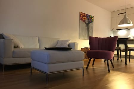 Cozy one bedroom apartment in the heart of Zug - Zug - Apartament