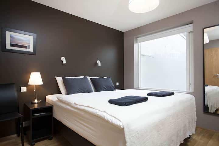 Economy Double room with privat bathroom (11 square meters)