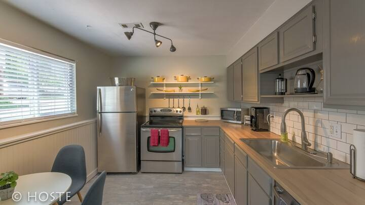 ✽2BR✽ Garden-level ✽ Great Outdoors ✽ Dog Friendly
