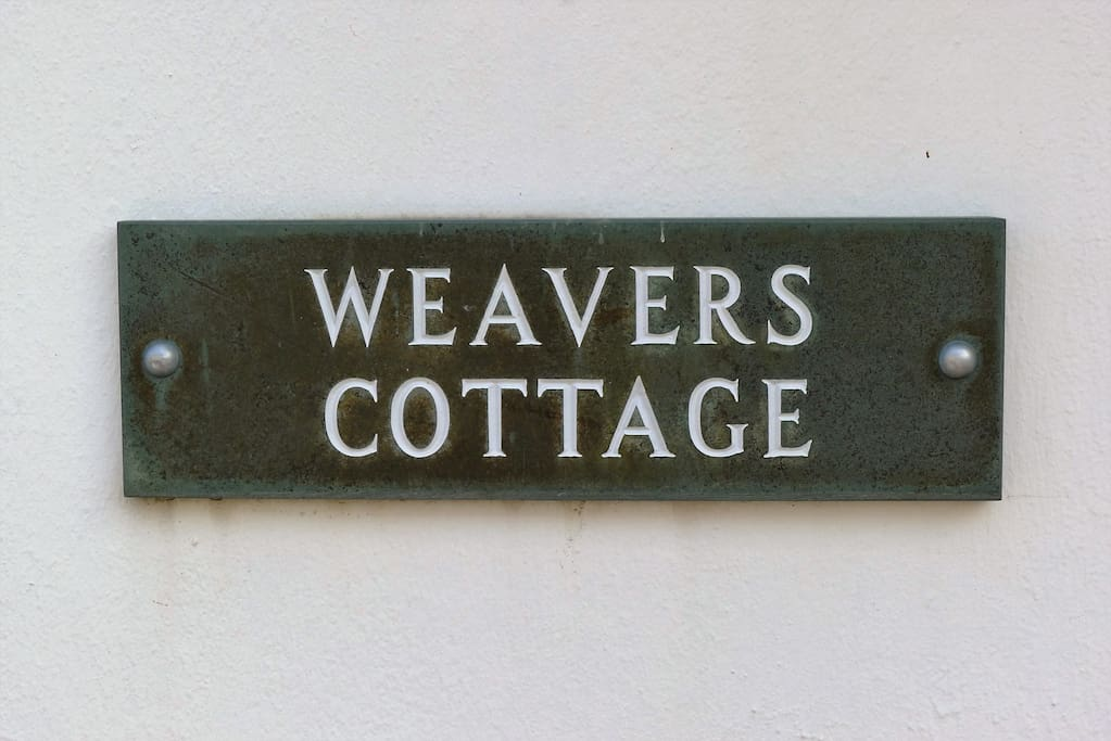 Welcome to Weavers Cottage