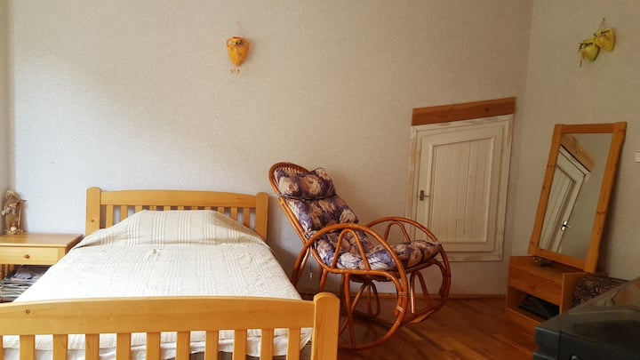 Private room in a shared home near Sofia.