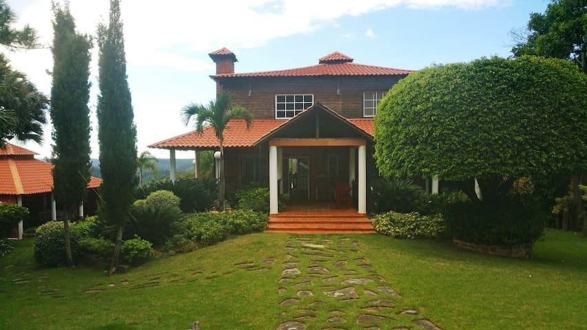 Casa de montaña Vista Hermosa